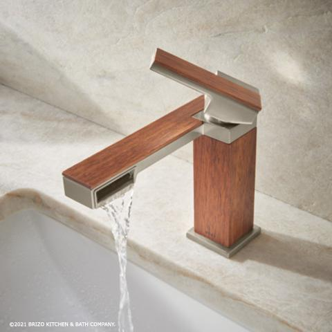 Just released: Frank Lloyd Wright Bath Collection by Brizo