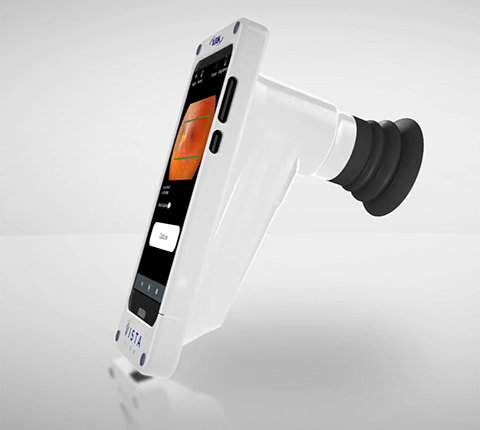 Volk® Optical introduces VistaView™ retinal camera