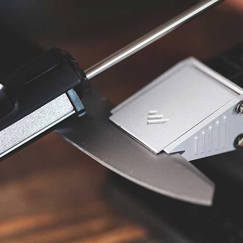 Work Sharp® introduces Precision Adjust Knife Sharpener™