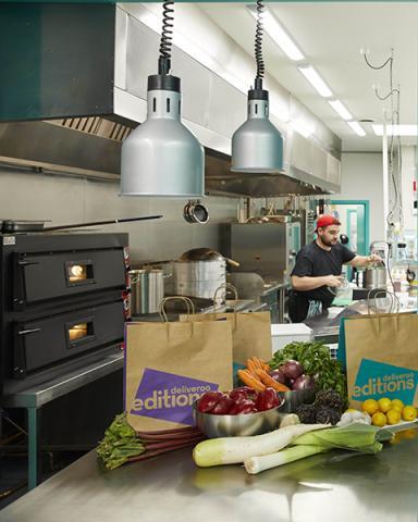 What's Driving Dark Kitchens?